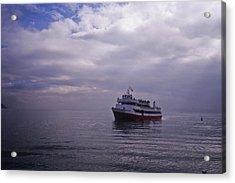 Tour Boat San Francisco Bay Acrylic Print
