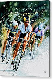 Tour De Force Acrylic Print