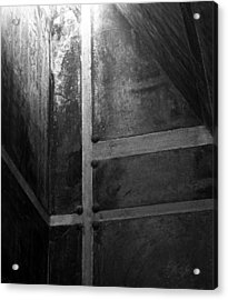 Towards The Light Acrylic Print by Alan Todd
