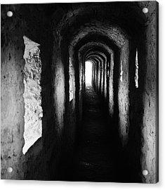 Towards The Light. Kamyanets-podilskyi, 2010. Acrylic Print