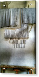 Towels And Sheets Acrylic Print