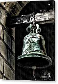 Tower Bell Acrylic Print