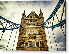 Tower Bridge 02 Acrylic Print