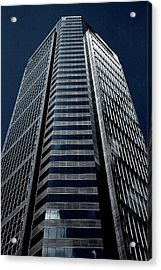 Acrylic Print featuring the photograph Tower by Eric Christopher Jackson
