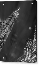 Tower Nights Acrylic Print