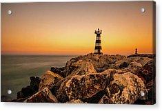 Tower Of Light Acrylic Print