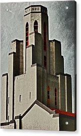 Tower Of Memories Acrylic Print
