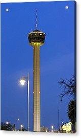 Tower Of The Americas Acrylic Print