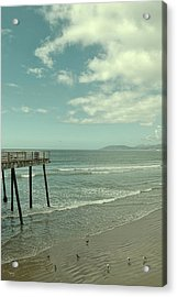 Town Of El Pizmo Acrylic Print by JAMART Photography