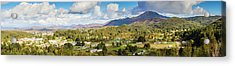 Town Of Zeehan Australia Acrylic Print by Jorgo Photography - Wall Art Gallery