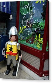 Toy Soldier 2016 Acrylic Print