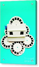 Toys From The 1980s Acrylic Print by Jorgo Photography - Wall Art Gallery