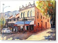 Traditional Music Hall, Brisbane Acrylic Print
