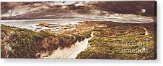 Trail To Western Tasmania Acrylic Print