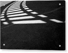 Light Rail 1 Of 1 Acrylic Print