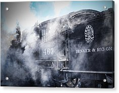 Train Engine 463 Acrylic Print