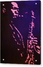 Trane Acrylic Print by Gayland Morris
