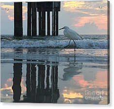 Tranquil Reflections Acrylic Print