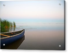 Tranquil Acrylic Print by Theo Tan