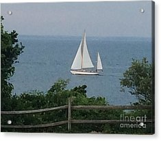 Tranquil Thoughts Acrylic Print