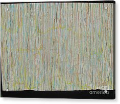 Acrylic Print featuring the painting Tranquility by Jacqueline Athmann