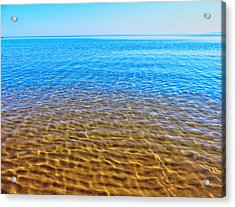 Acrylic Print featuring the photograph Tranquility by Kathleen Sartoris