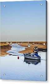 Tranquility - Wells Next The Sea Norfolk Acrylic Print