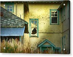Tranquille Sanatorium Acrylic Print by Theresa Tahara