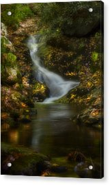 Acrylic Print featuring the photograph Tranquility by Ellen Heaverlo