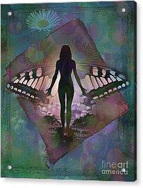 Transcend 2015 Acrylic Print