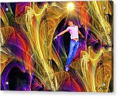 Transcendence Acrylic Print