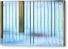 Acrylic Print featuring the photograph Transcendental... by Nina Stavlund