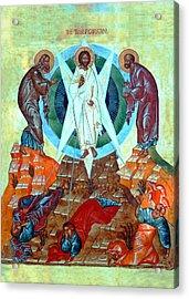 Transfiguration Of The Lord Acrylic Print