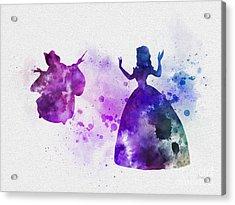 Transformation Acrylic Print by Rebecca Jenkins