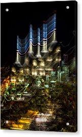 Transformer Acrylic Print