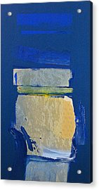 Transition 5 Slabs Acrylic Print by Cliff Spohn
