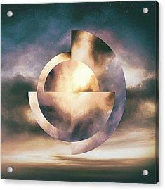 Translation Of God Acrylic Print by Lonnie Christopher