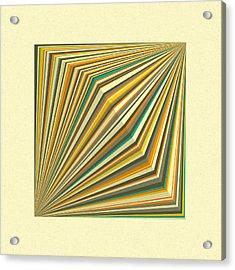 Transmission 1 Acrylic Print by Jazzberry Blue