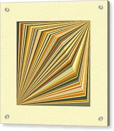 Transmission 6 Acrylic Print by Jazzberry Blue