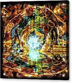 Transmutation Acrylic Print