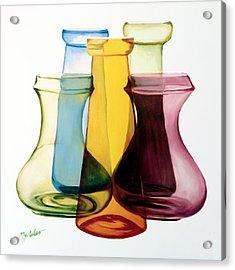 Transparencies Acrylic Print