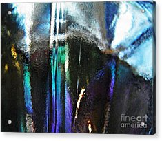 Transparency 4 Acrylic Print by Sarah Loft