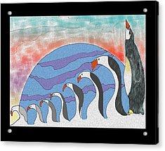 Transvolution Acrylic Print