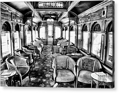 Acrylic Print featuring the photograph Traveling In Style by Paul W Faust - Impressions of Light