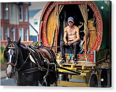 Traveller 1 Acrylic Print by Wallaroo Images