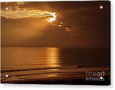 Treasure  Coast Sunrise Acrylic Print