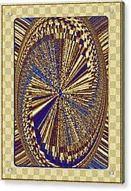 Treasure Trove Beyond Acrylic Print by Will Borden