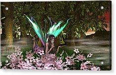 Treasured Moments Acrylic Print by Eva Thomas