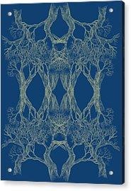 Tree 12 Hybrid 1 Bring Me Closer Acrylic Print
