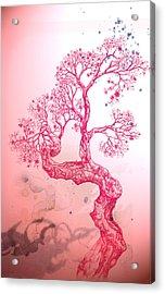 Tree 14 Hybrid 1 Acrylic Print